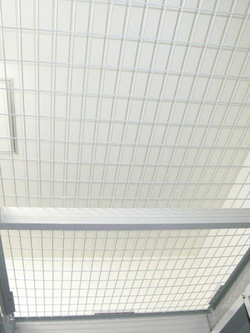 トランクルーム天井